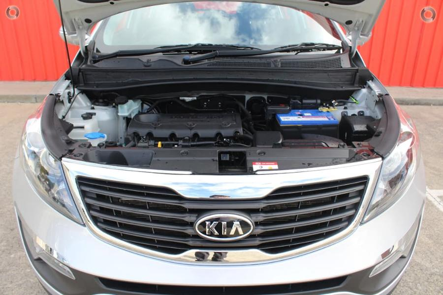 2012 Kia Sportage SLi SL