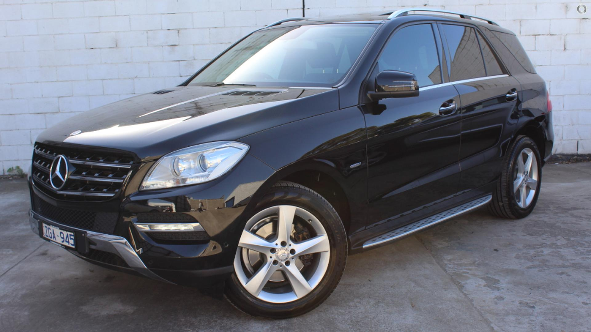 2012 Mercedes-Benz ML250 W166