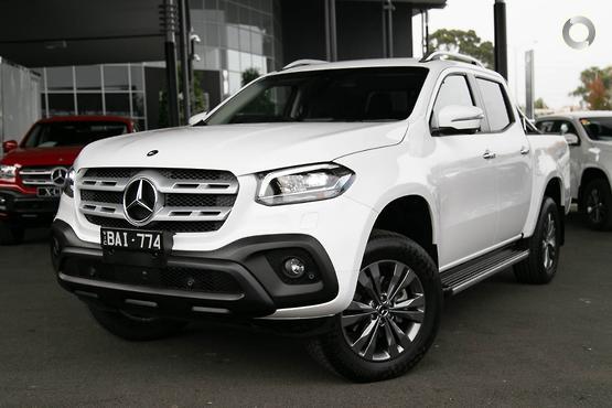 2019 Mercedes-Benz <br>X-CLASS