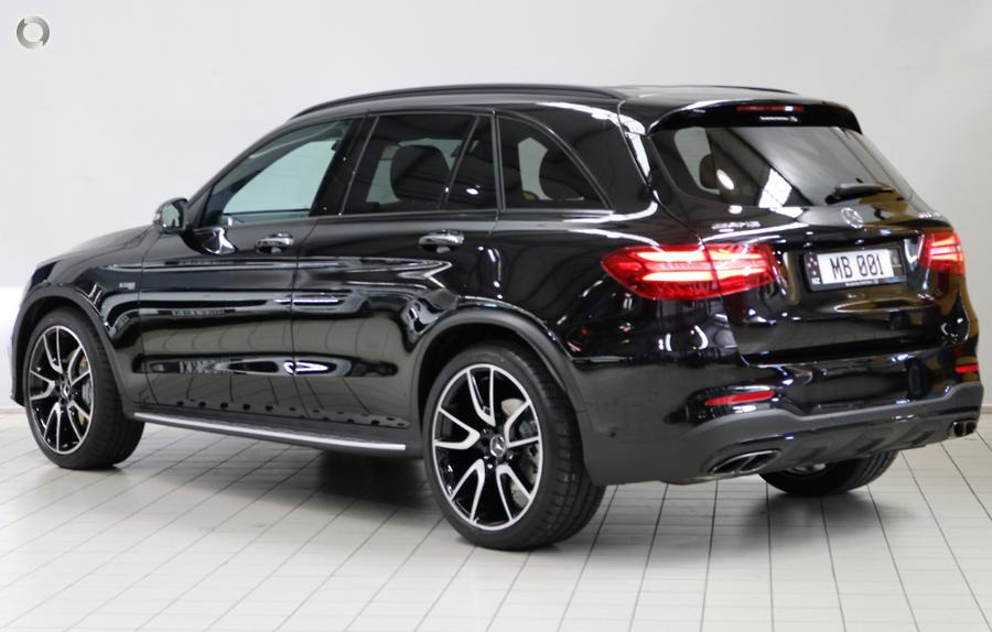 2019 Mercedes-AMG GLC 43 Wagon