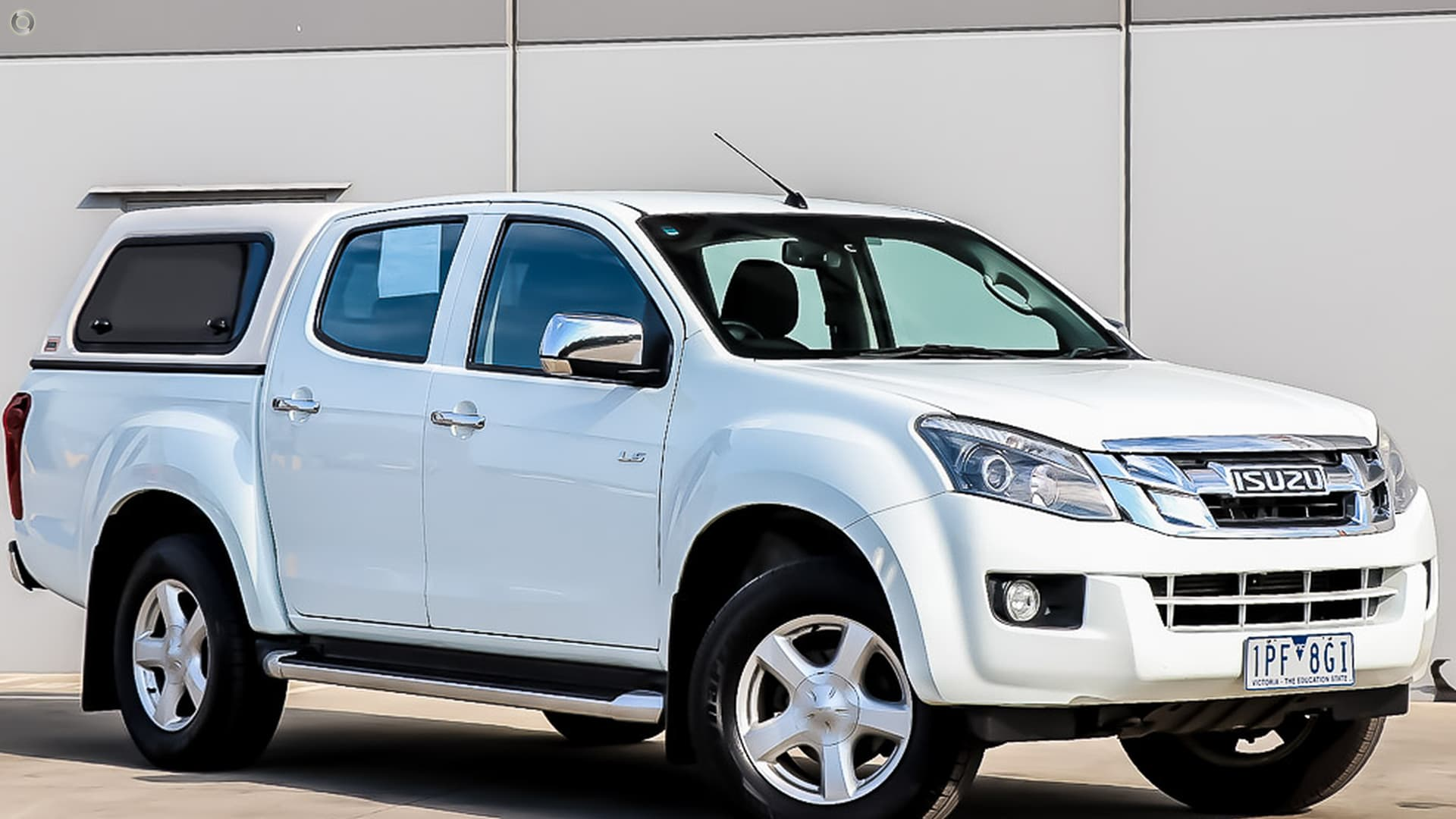 2014 Isuzu D-max (No Series)