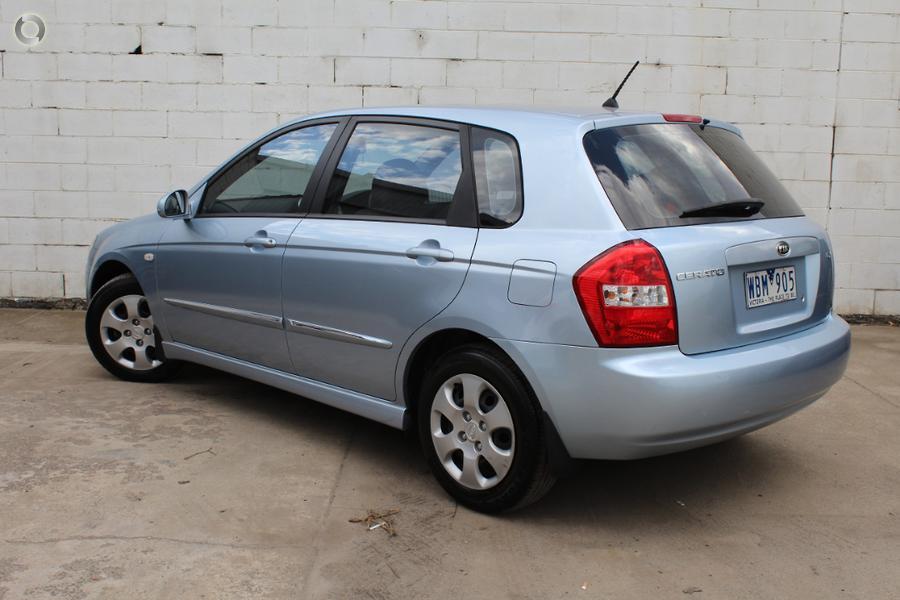 2007 Kia Cerato EX LD