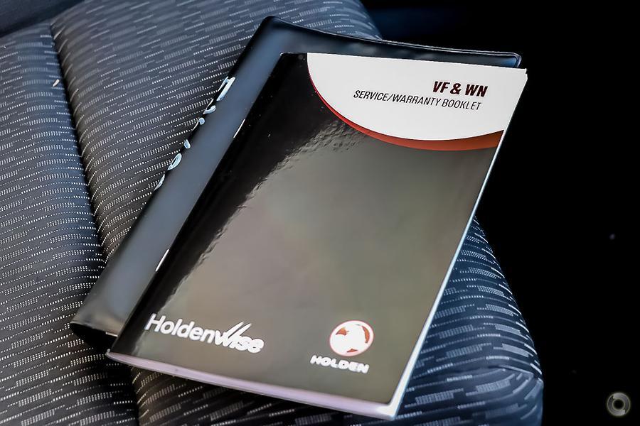 2013 Holden Commodore Evoke VF