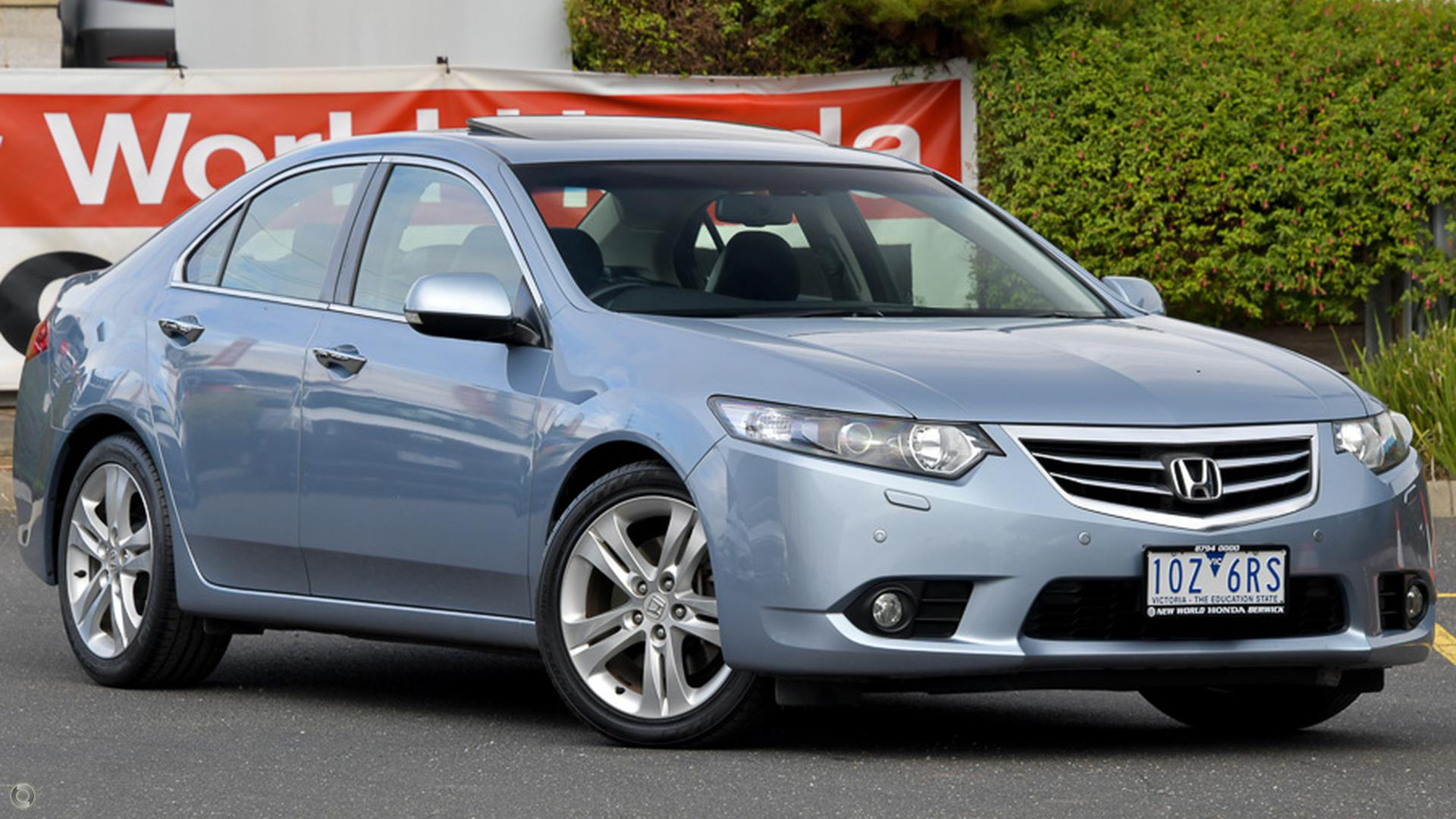 2012 Honda Accord Euro Luxury 8th Gen