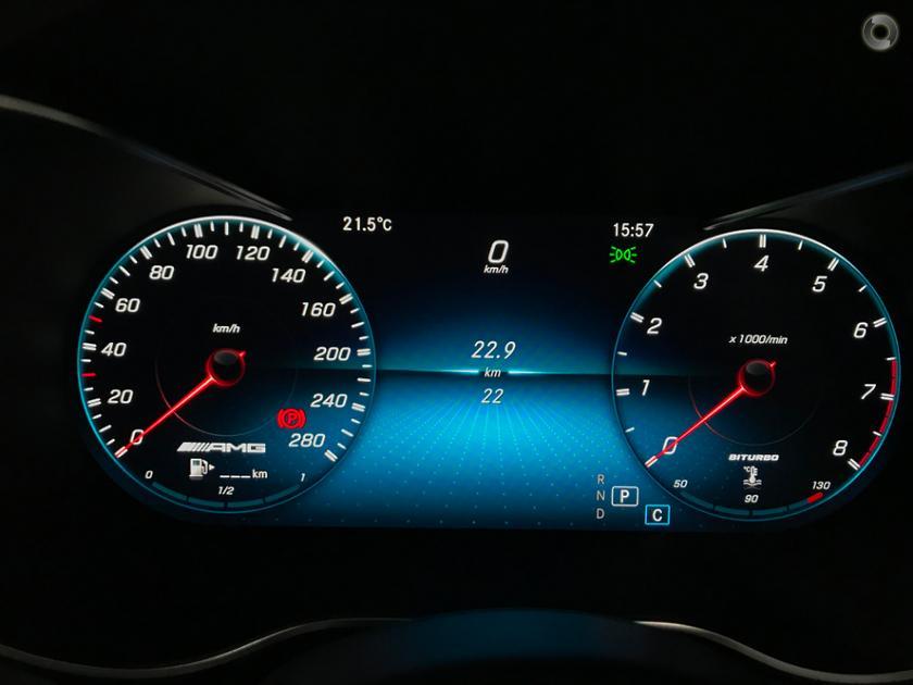 2018 Mercedes-Benz C 43 Coupe