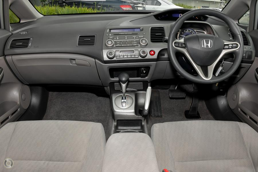 2011 Honda Civic VTi-L 8th Gen