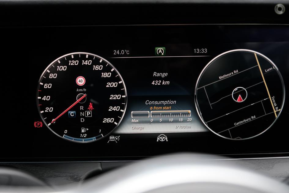 2018 Mercedes-Benz E 300 Coupe