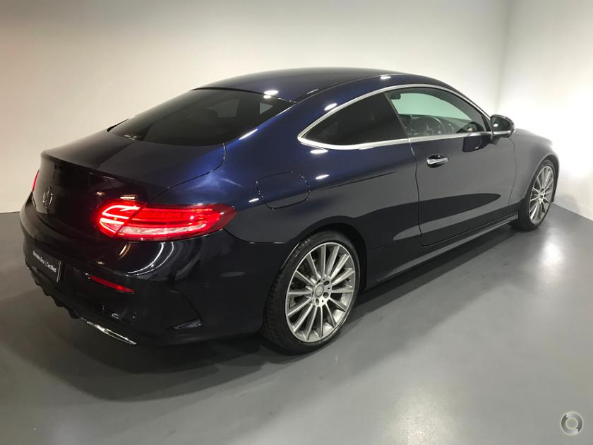 2016 Mercedes-Benz C 250 Coupe