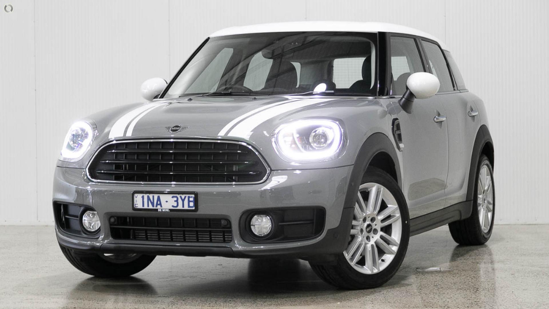 2018 MINI Countryman Cooper