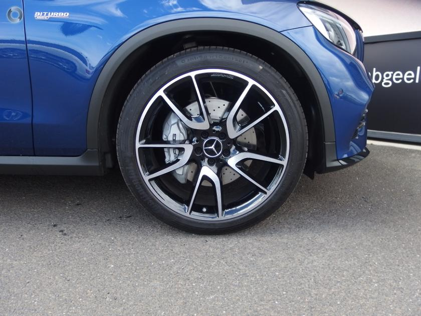 2018 Mercedes-Benz GLC 43 Wagon