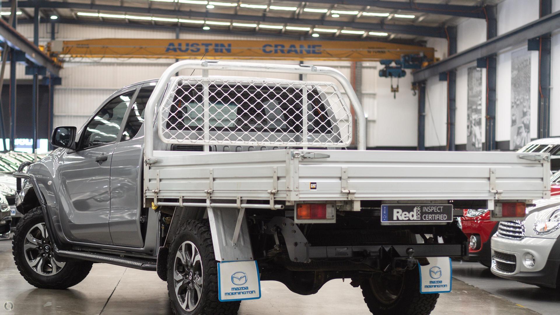 2016 Mazda BT-50 XT Hi-Rider UR