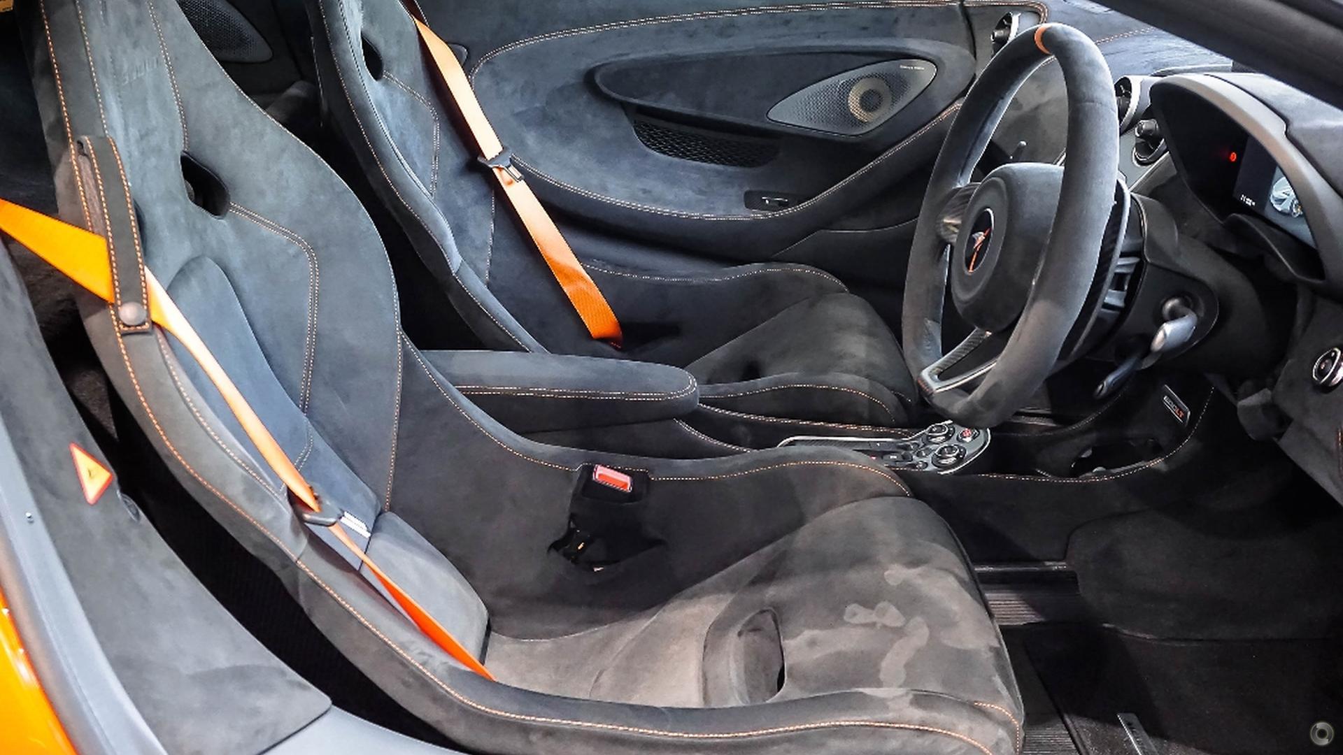2018 McLaren 600LT  (No Series)