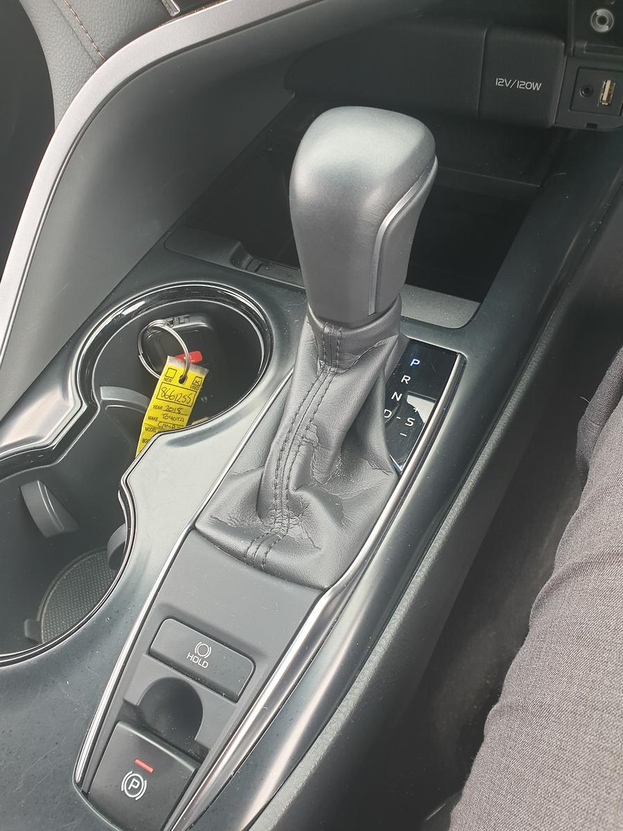 2018 Toyota Camry Ascent Sport ASV70R