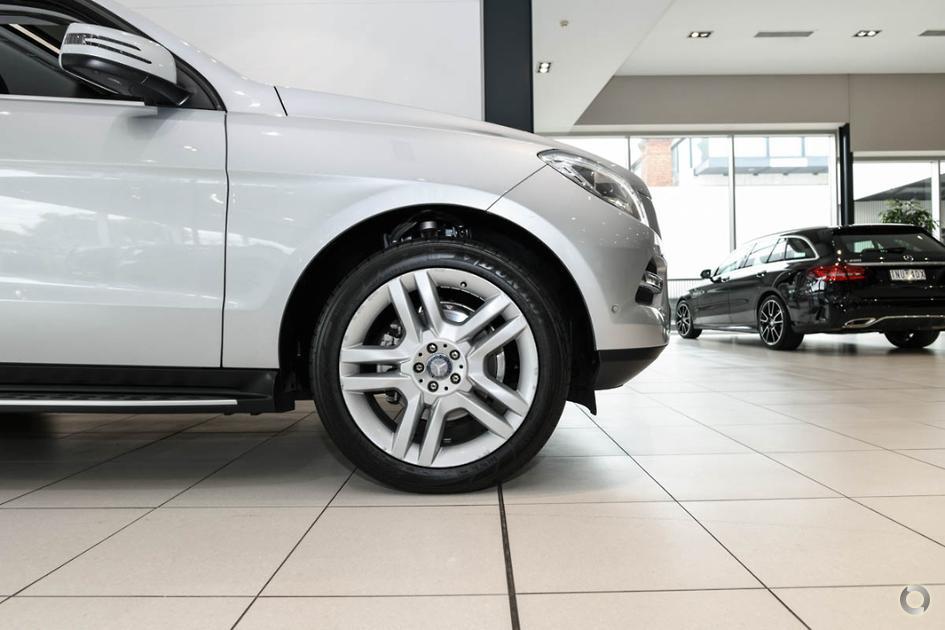 2014 Mercedes-Benz ML 250 Wagon