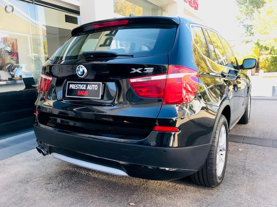 2014 BMW X3 xDrive30d F25