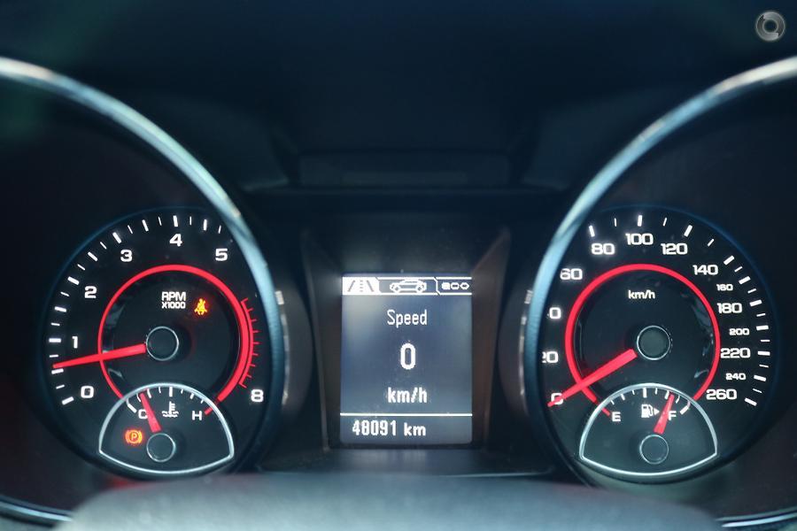 2013 Holden Ute SS VF