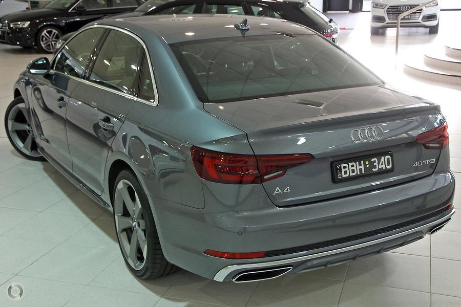 2019 Audi A4 40 TFSI B9