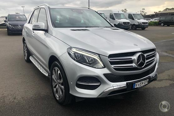 2017 Mercedes-Benz <br>GLE 250
