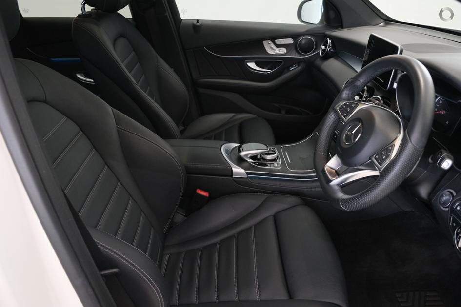 2016 Mercedes-Benz GLC 250 Coupe