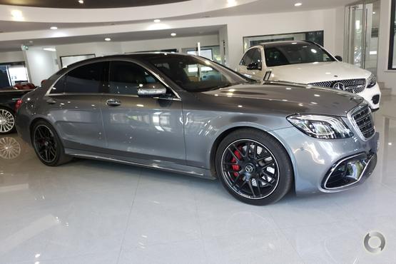 2017 Mercedes-Benz S 63 AMG