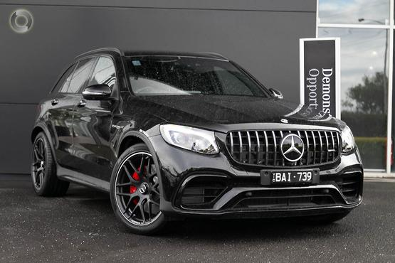 2019 Mercedes-Benz <br>GLC 63