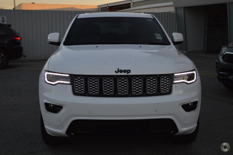 2019 Jeep Grand Cherokee Night Eagle WK