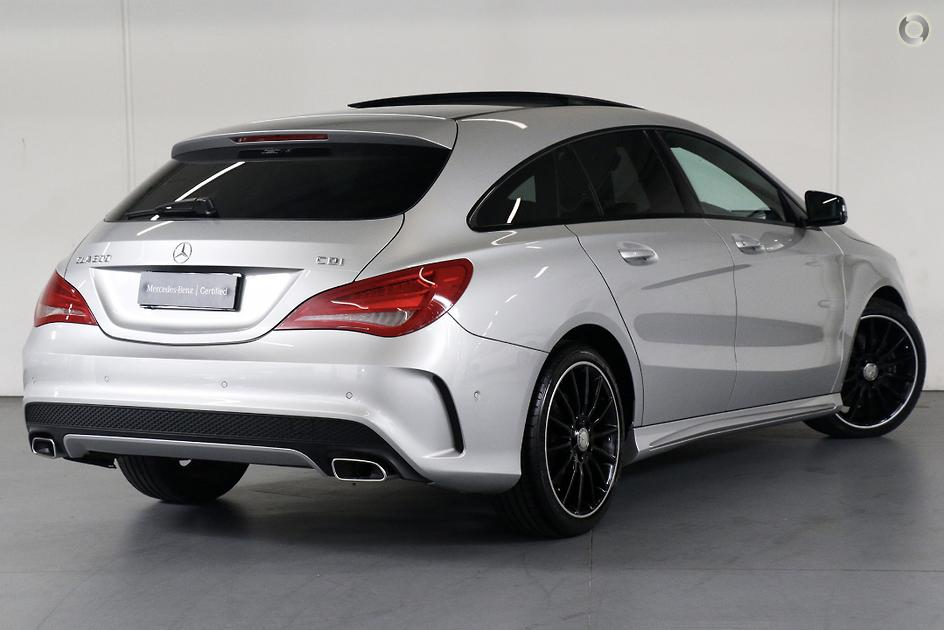2015 Mercedes-Benz CLA 200 CDI Shooting Brake