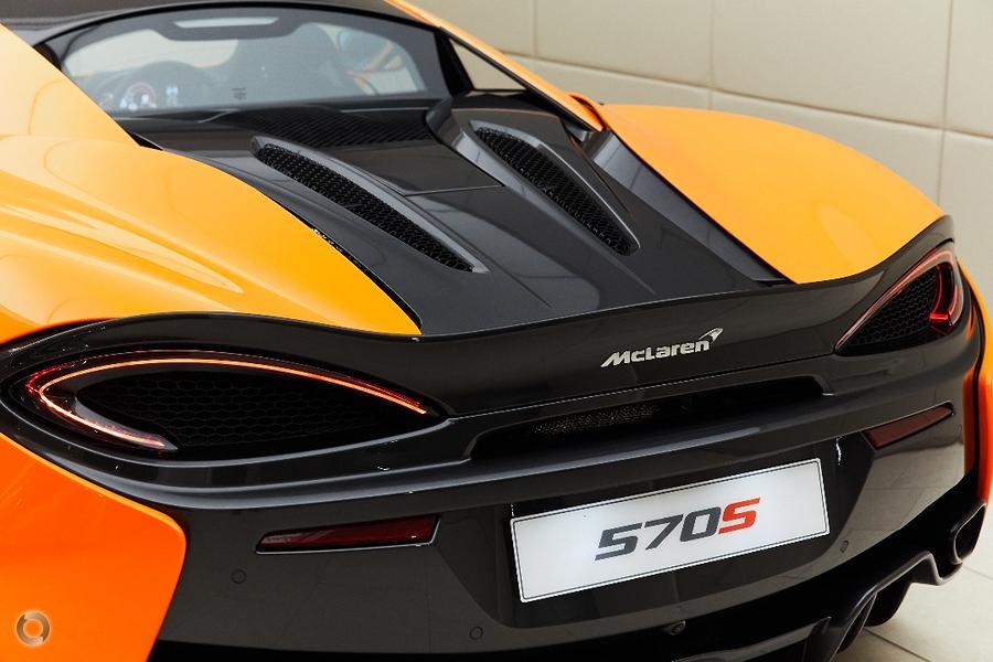 2019 McLaren 570S  P13