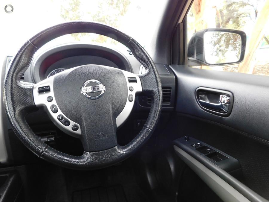 2012 Nissan X-Trail Ti T31