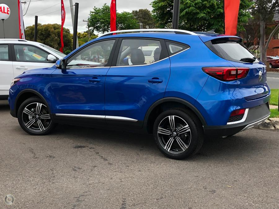 2018 Mg Zs Excite AZS1