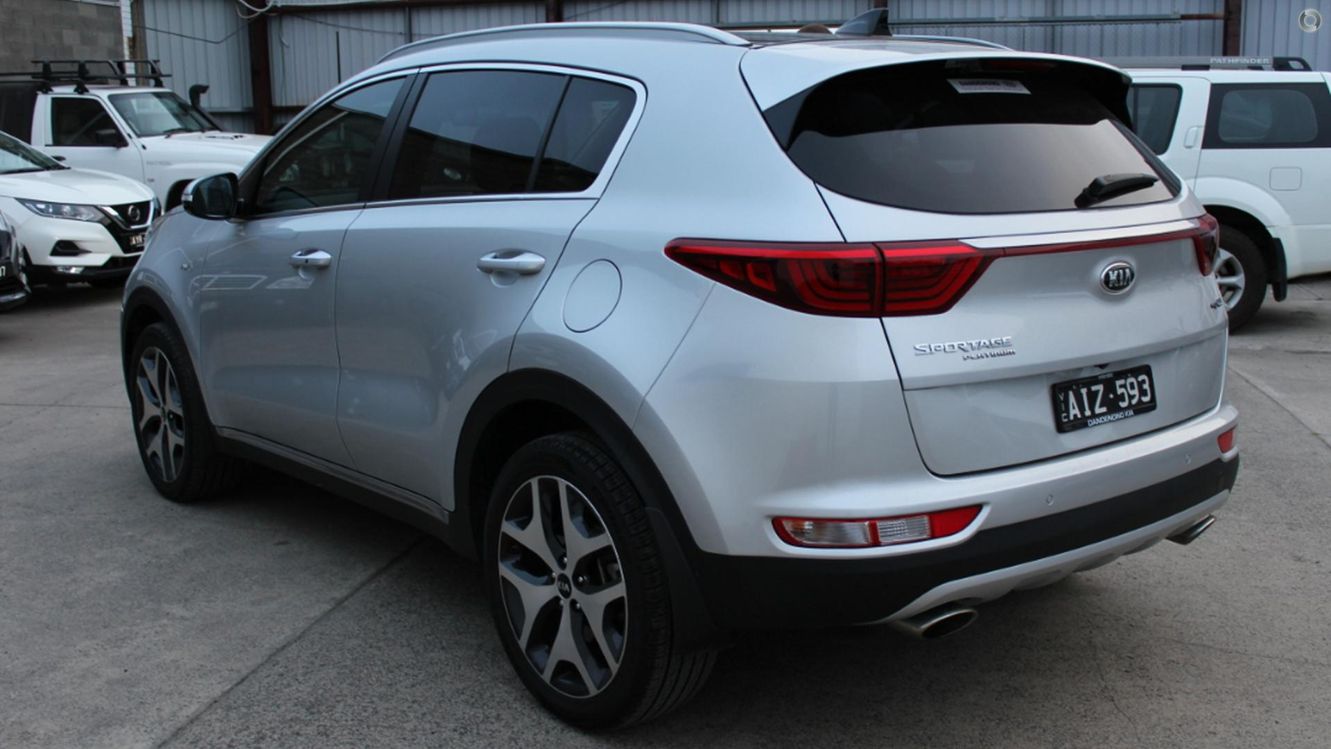 2016 Kia Sportage Platinum QL