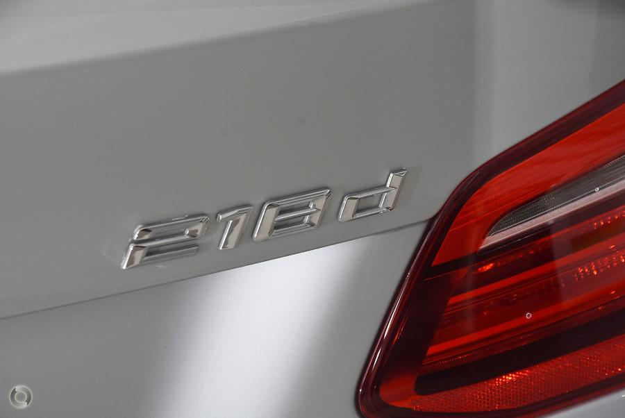 2018 BMW 218d Sport Line