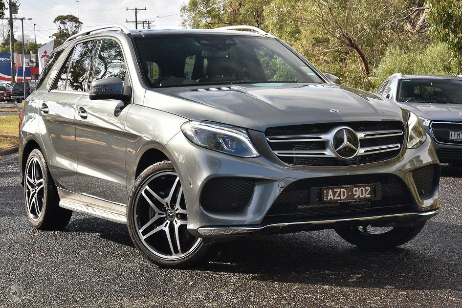 2018 Mercedes-Benz GLE 500 E Wagon