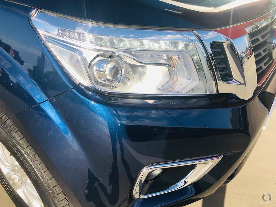 2018 Nissan Navara ST