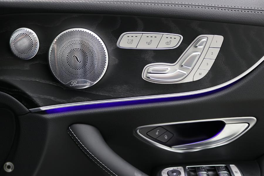 2019 Mercedes-AMG E 53 Cabriolet