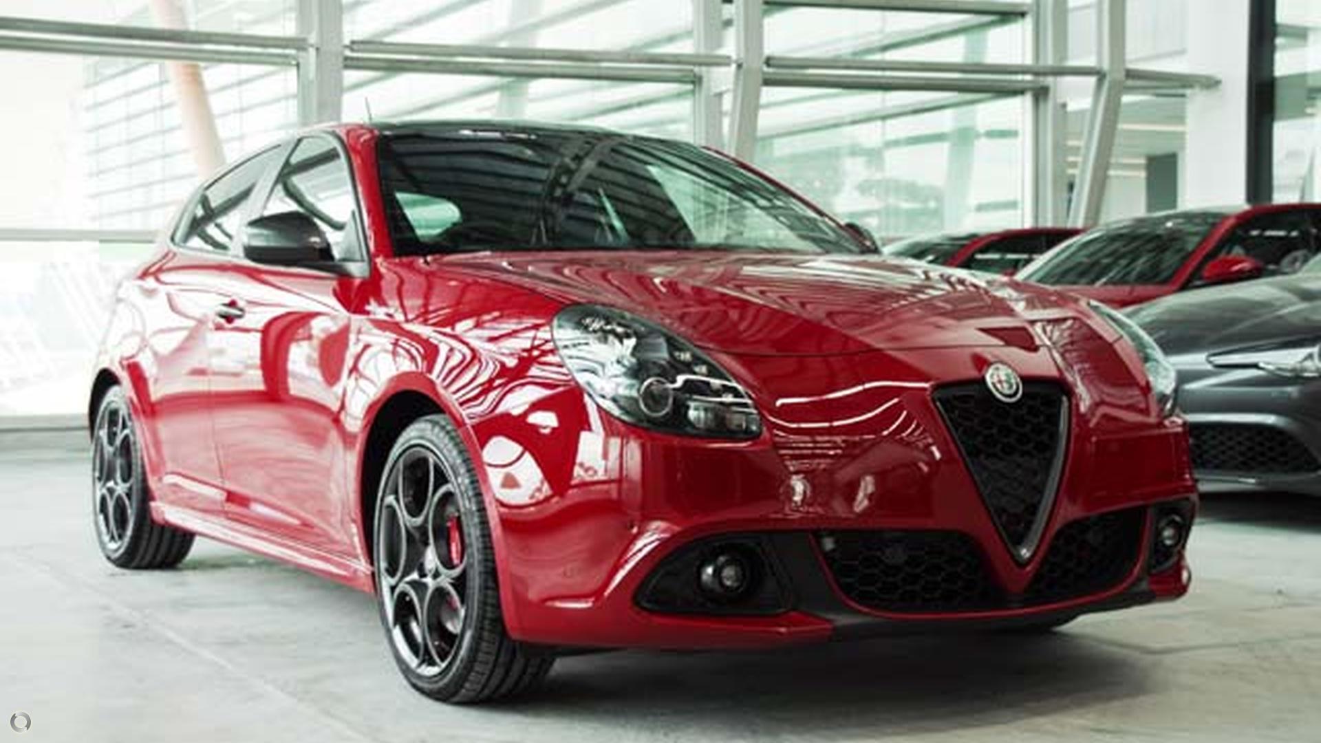 2018 Alfa Romeo Giulietta Series 2