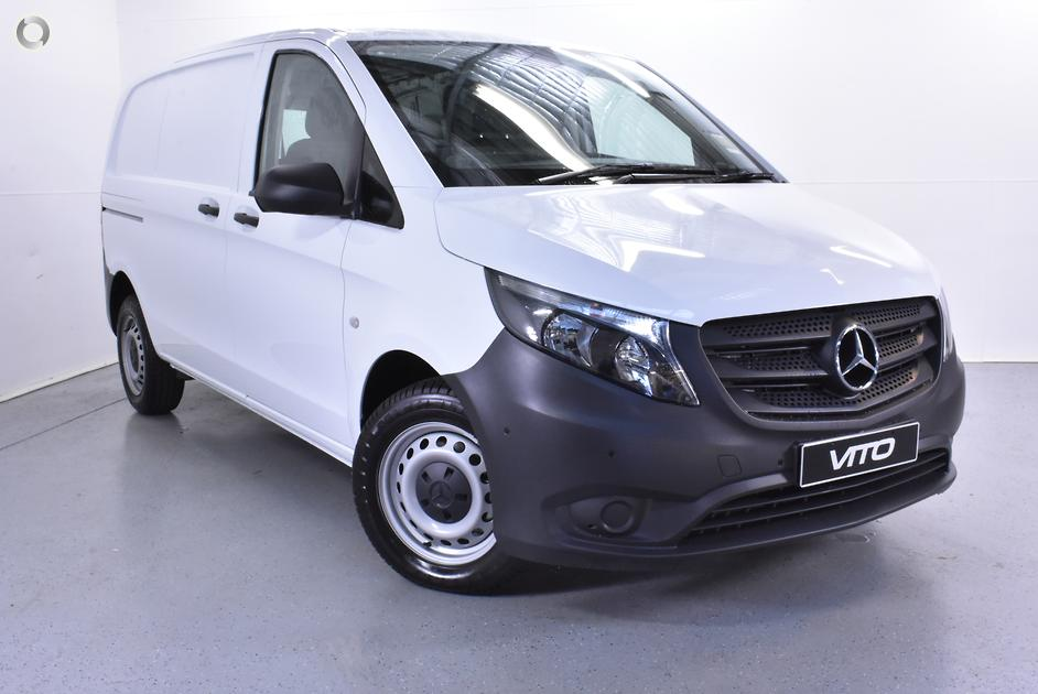 2019 Mercedes-Benz VITO Van