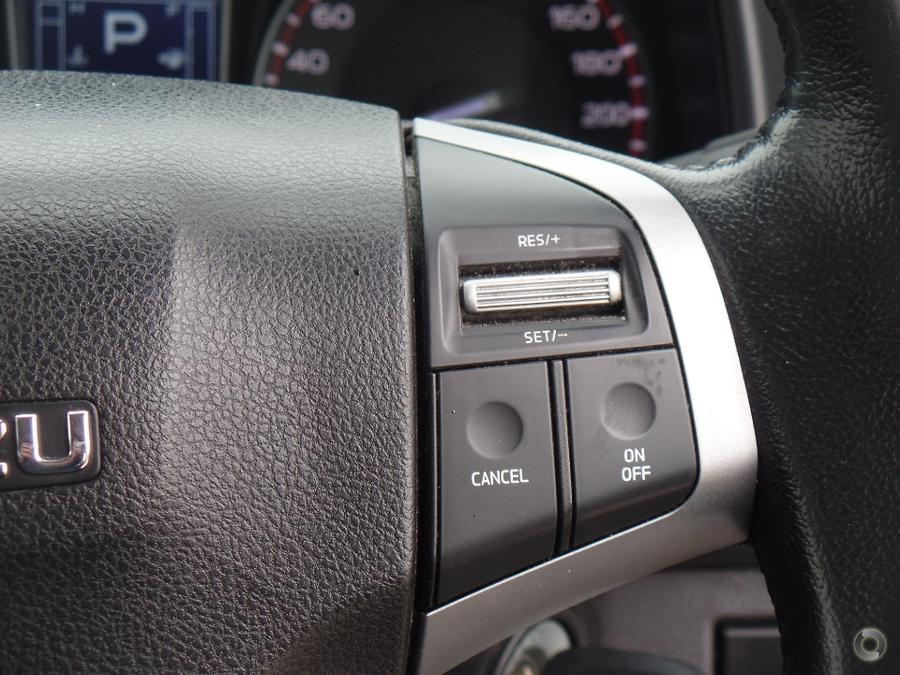 2015 Isuzu D-MAX LS-U (No Series)