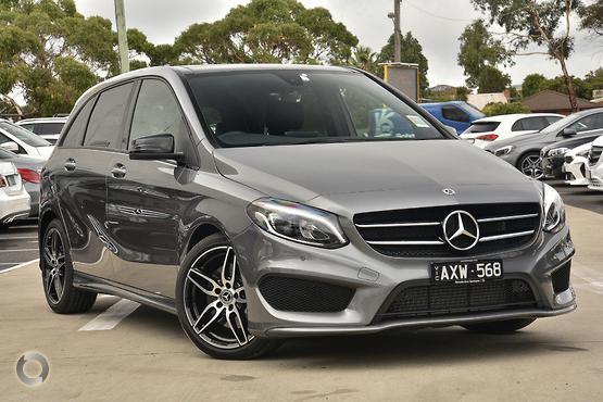 2018 Mercedes-Benz <br>B 250