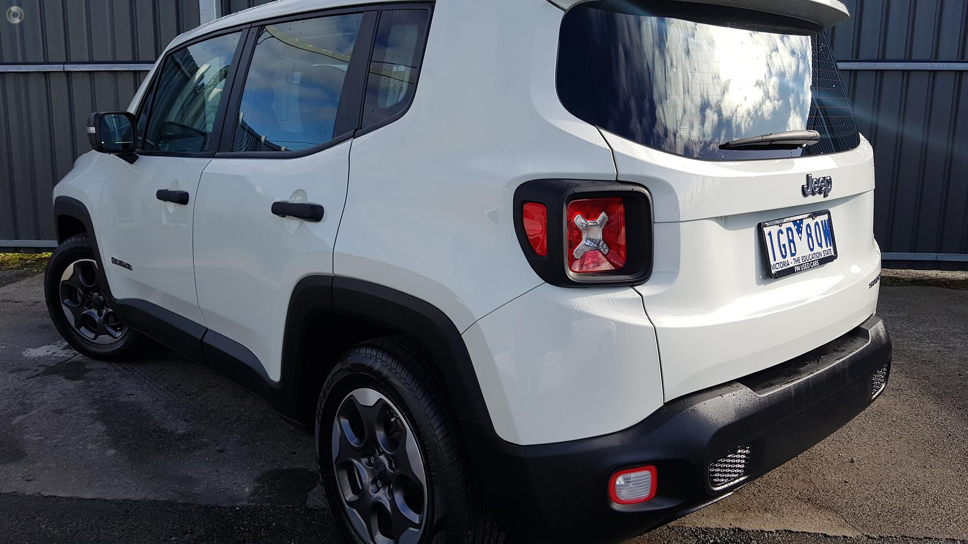 2015 Jeep Renegade Sport BU