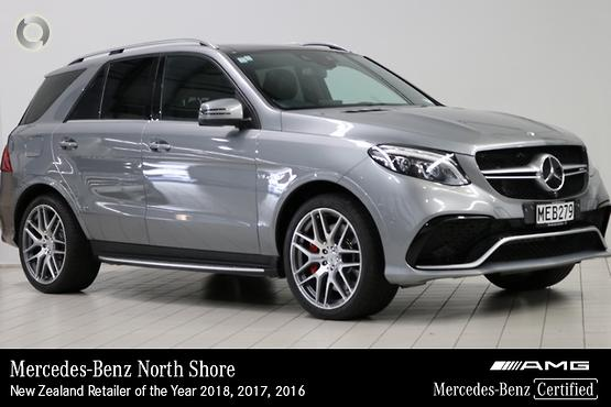 2015 Mercedes-Benz GLE 63