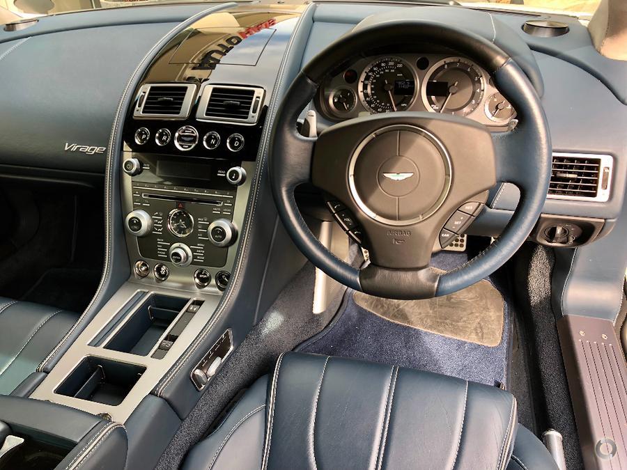2012 Aston Martin Virage  (No Series)