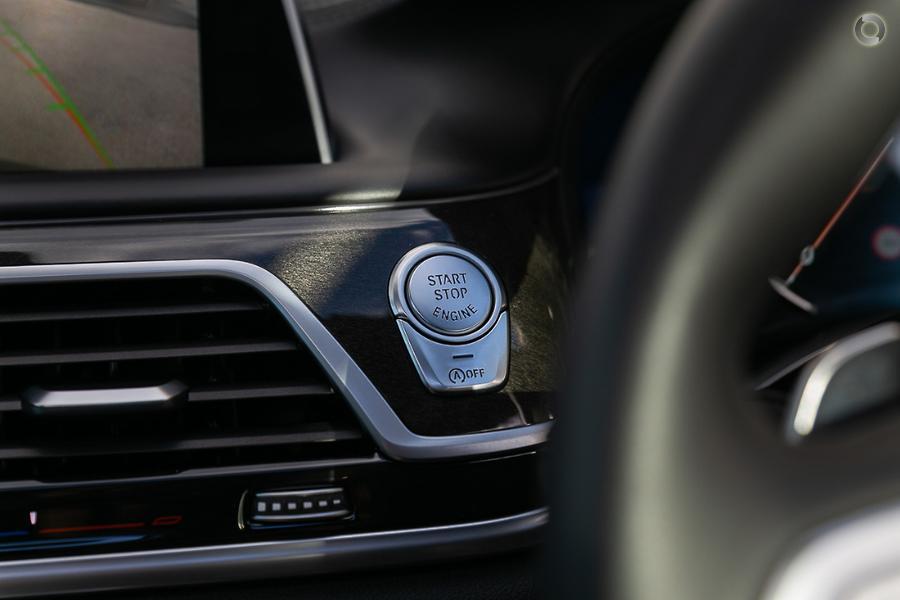 2017 BMW 740Li