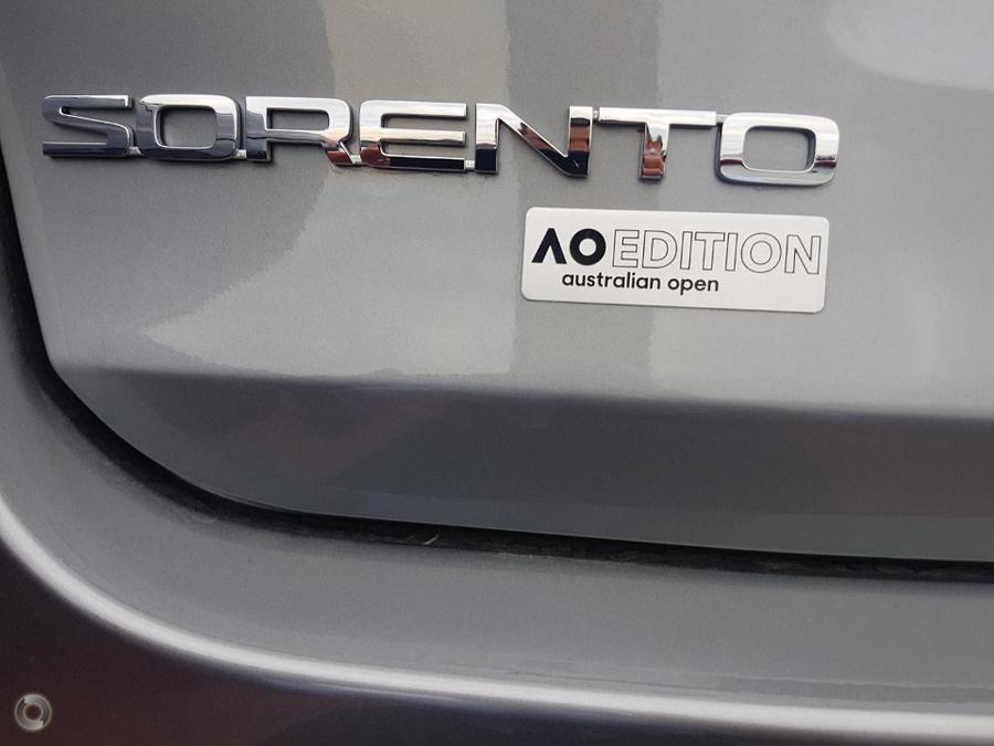 2018 Kia Sorento AO Edition UM