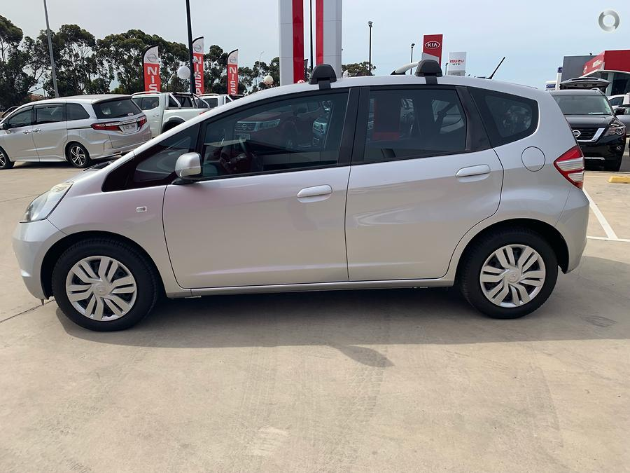 2010 Honda Jazz GLi Vibe GE
