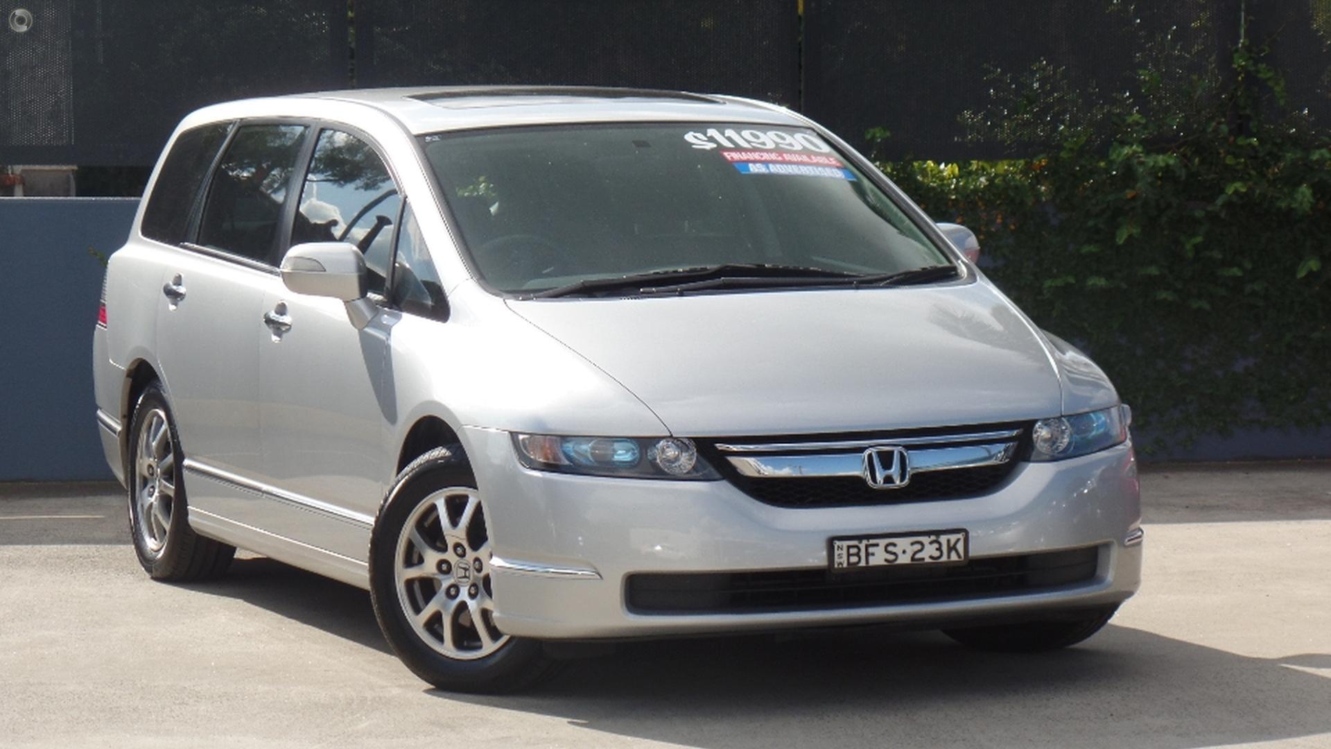 2008 Honda Odyssey 3rd Gen