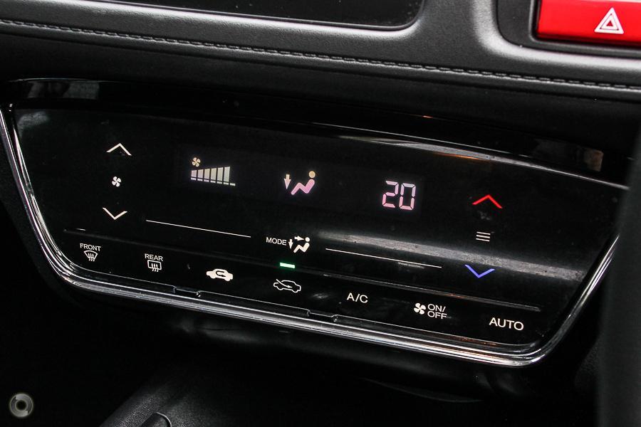 2016 Honda HR-V VTi (No Series)