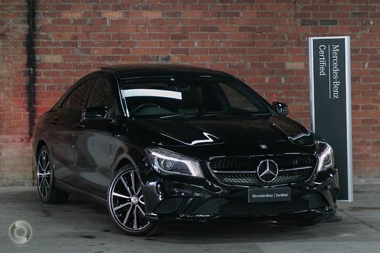 2014 Mercedes-Benz CLA 200