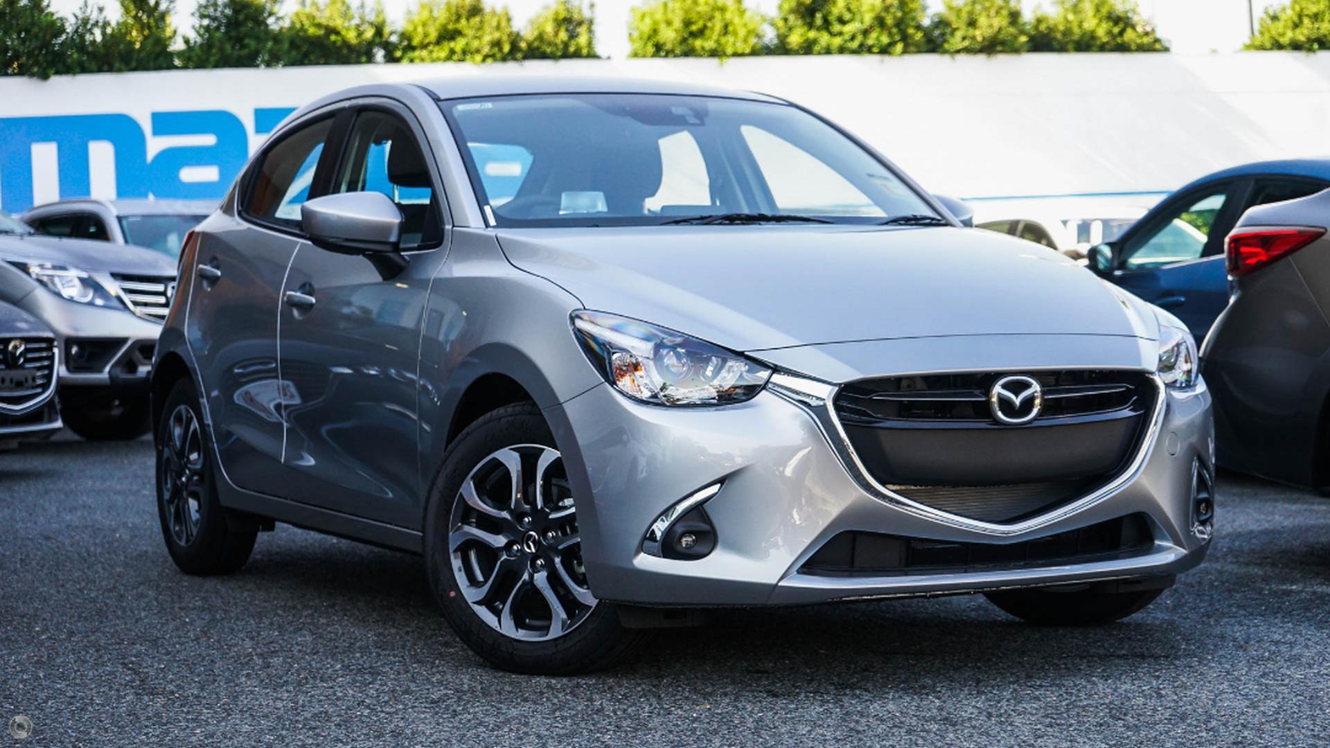 2019 Mazda 2 DJ Series