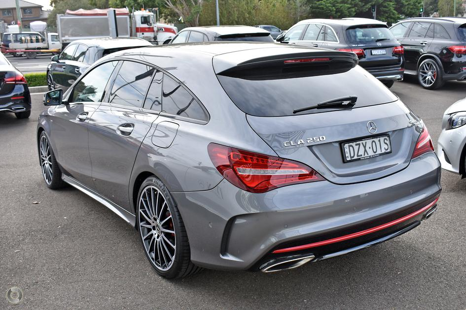2019 Mercedes-Benz CLA 250 Shooting Brake